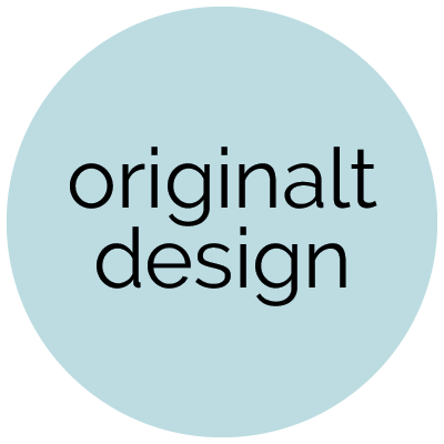 Originalt design er vigtigt i en ny hjemmeside